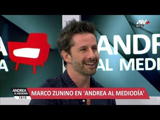ANDREA AL MEDIODIA - MARCO ZUNINO - 09/05/18 - MIERCOLES 9 DE MAYO DEL 2018