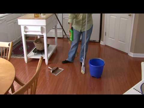 Cleaning Floors : How To Clean Hardwood Floors