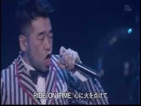 RIDE ON TIME(ライド・オン・タイム) 槇原敬之 Noriyuki Makihara