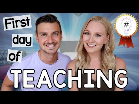 First Day of Teaching Stories UK (ADVICE)