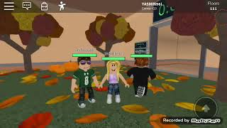 Playing roblox with Uncle Peter