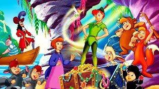 ВОЗВРАЩЕНИЕ В НЕТЛАНДИЮ.Дисней.Disney аудио сказка: Аудиосказки-Сказки на ночь.Слушать сказки онлайн