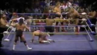 Old School WCW