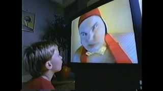"""Sega (Pico) commercial - """"Sponge"""" (1996/97)"""