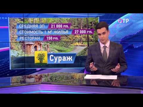 Малые города России: Сураж - город картонщиков