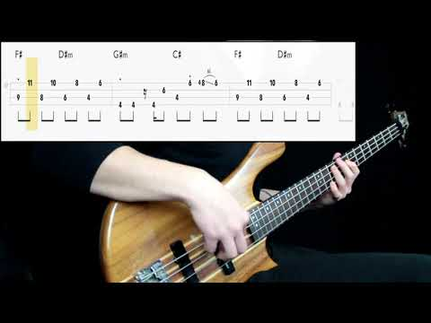 leo-sayer---you-make-me-feel-like-dancing-(bass-cover)-(play-along-tabs-in-video)