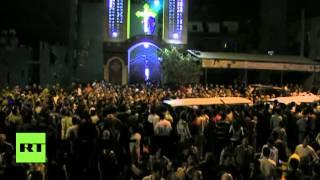 В Каире неизвестные открыли огонь по христианской свадьбе