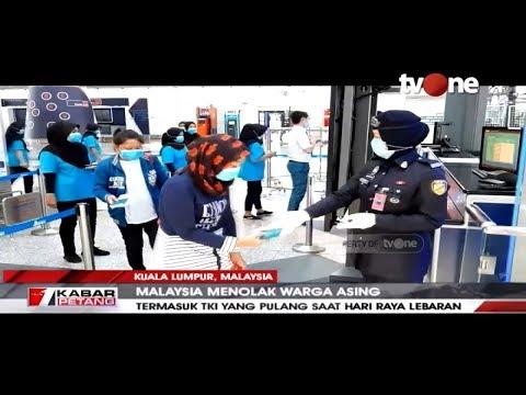 Malaysia Tolak WNI
