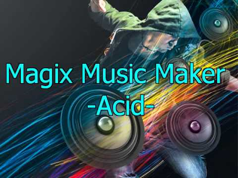 Magix Music Maker -Acid-