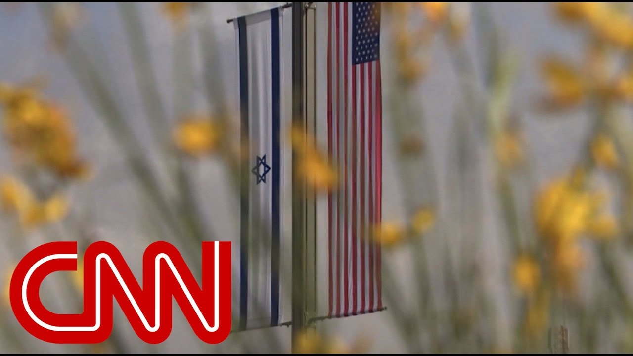 US Embassy in Israel shifts to Jerusalem