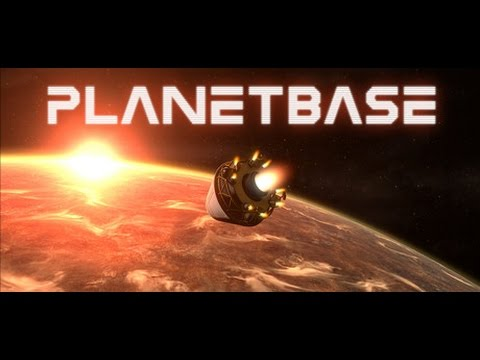 Lets Try: Planetbase - Part 1 [Space Colony Survival Strategy!]