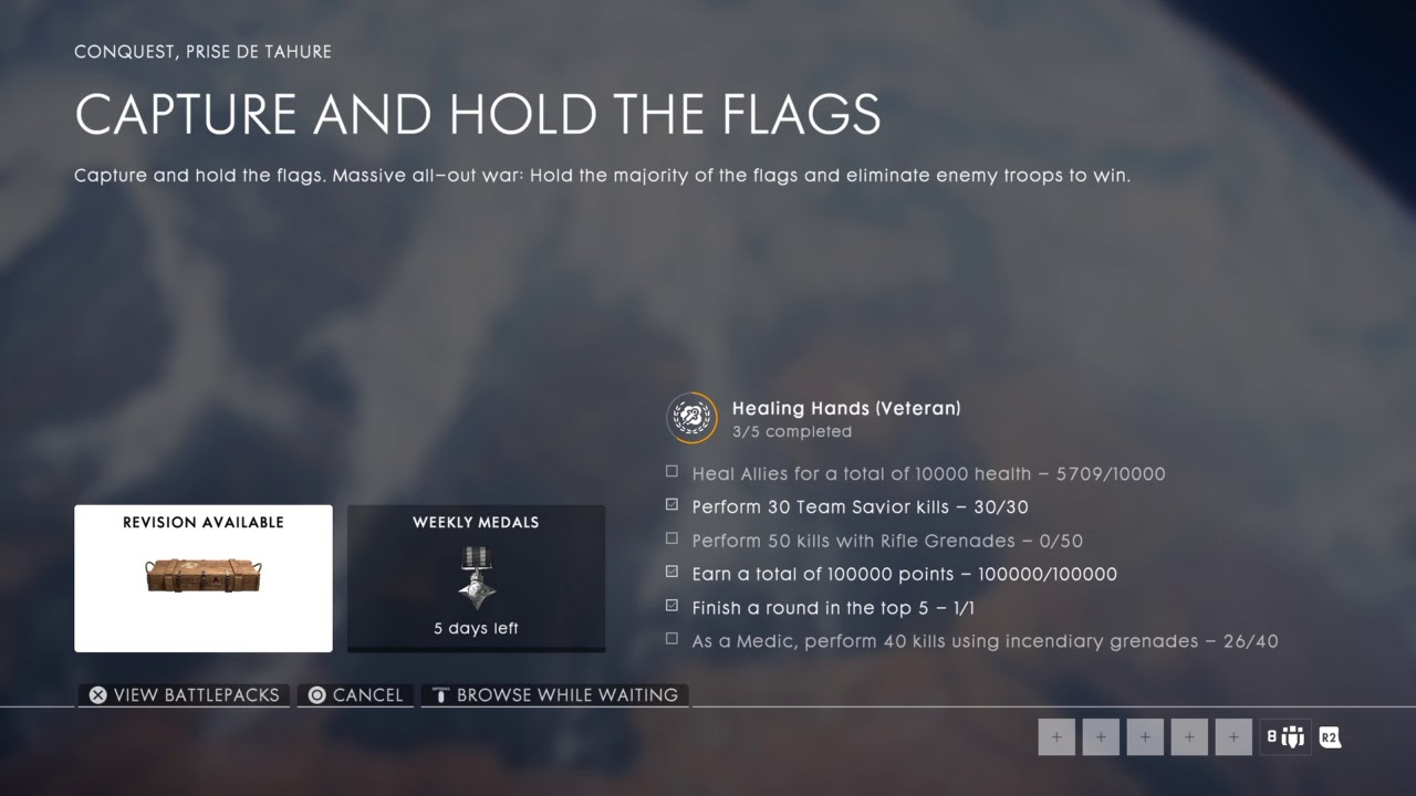 bf1 matchmaking empty