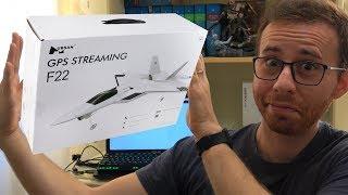 NUOVI ACQUISTI: HUBSAN F22! Drone / Aereo con GPS e Return to Home (con un tocco di Autolesionismo)!