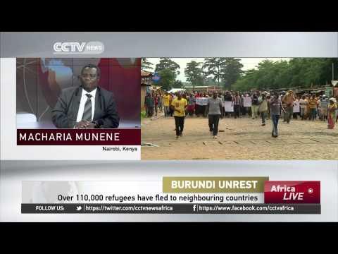Professor Macharia Munene Interview on Burundi Unrest