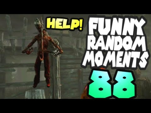 Dead by Daylight funny random moments montage 88