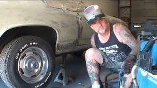 Muscle Car Restoration-1969 Chevelle SS-When Will The Welding STOP!