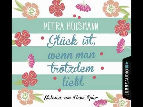 Glück ist, wenn man trotzdem liebt YouTube Hörbuch Trailer auf Deutsch