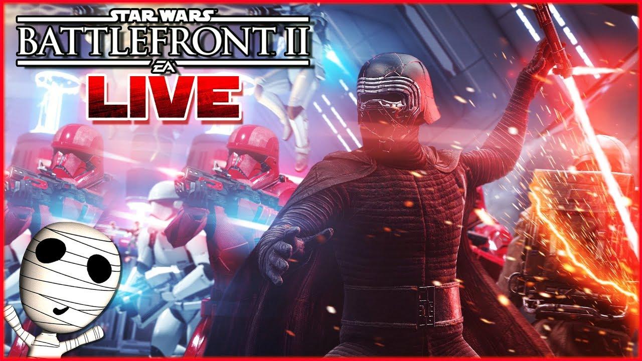 Star Wars zusammen mit euch! ? Star Wars Battlefront 2 // PS4 Livestream thumbnail
