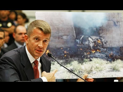 Is Erik Prince Selling Illegal Weapons?
