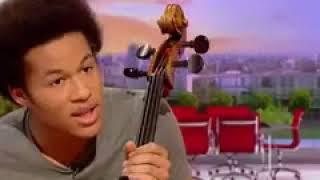 Sheku Kanneh-Mason Interview - BBC Breakfast 29/01/2018