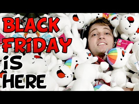 TheOdd1sOut Black Friday