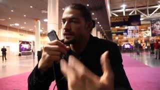 Repeat youtube video Roman Reigns on Rosenberg's Wrestlemania XXX Spectacular!