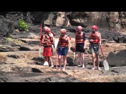 Rafting on the Deadly Zambezi River!