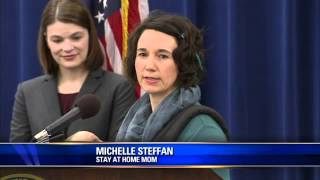 [FOX 9] Governor Proposes Tax Credit for 130,000 Minnesota Families