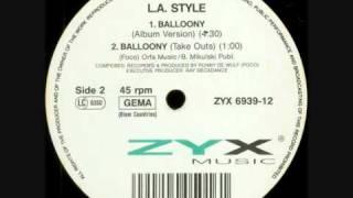 L.A. Style - Balloony (Album Version) (1992)