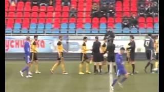 ФСК БУКОВИНА  - ФК ОДЕСА 1-0 (24/11/2012)