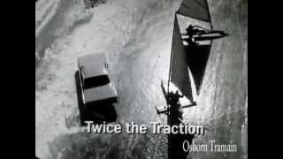1965 Chrysler Windsor in a Goodyear Tire Commercial  Dick Tufeld Voice Over