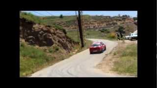 Hill Climb Rally Race - Falougha, Lebanon