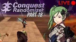 Fire Emblem Fates :: Conquest Randomizer :: Livestream Part 18