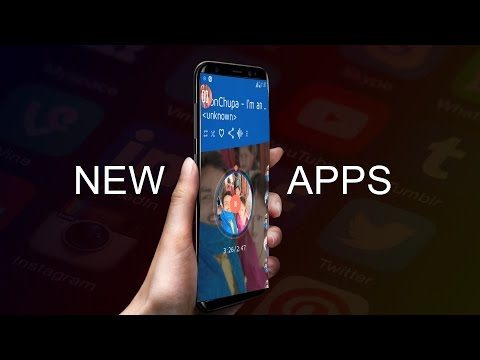 7 NEW APPS FOR ANDROID (2017)