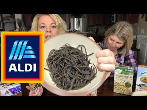Aldi Review - Low Carb - Gluten Free - Vegan