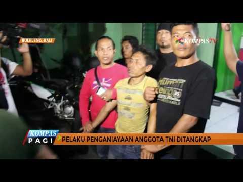 Iwan Bopeng Ditangkap Tni Di Bali