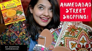 Street Shopping in Ahmedabad | Shopping Haul - Law Garden!