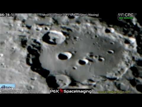The Moon Live Stream: 8/31/17 (Are Aliens Here Already?)
