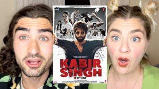 Kabir Singh - Trailer Reaction & Review   Shahid Kapoor   Kiara Advani