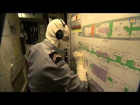 Student Hogere Zeevaartschool Antwerpen - Marinecomponent