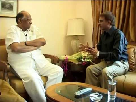 Sharad Pawar | President of  NCP | Latest Interview with Devang Bhatt