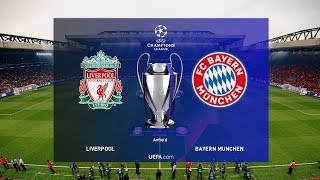Liverpool vs Bayern Munich - Champions League 19 February 2019 Gameplay