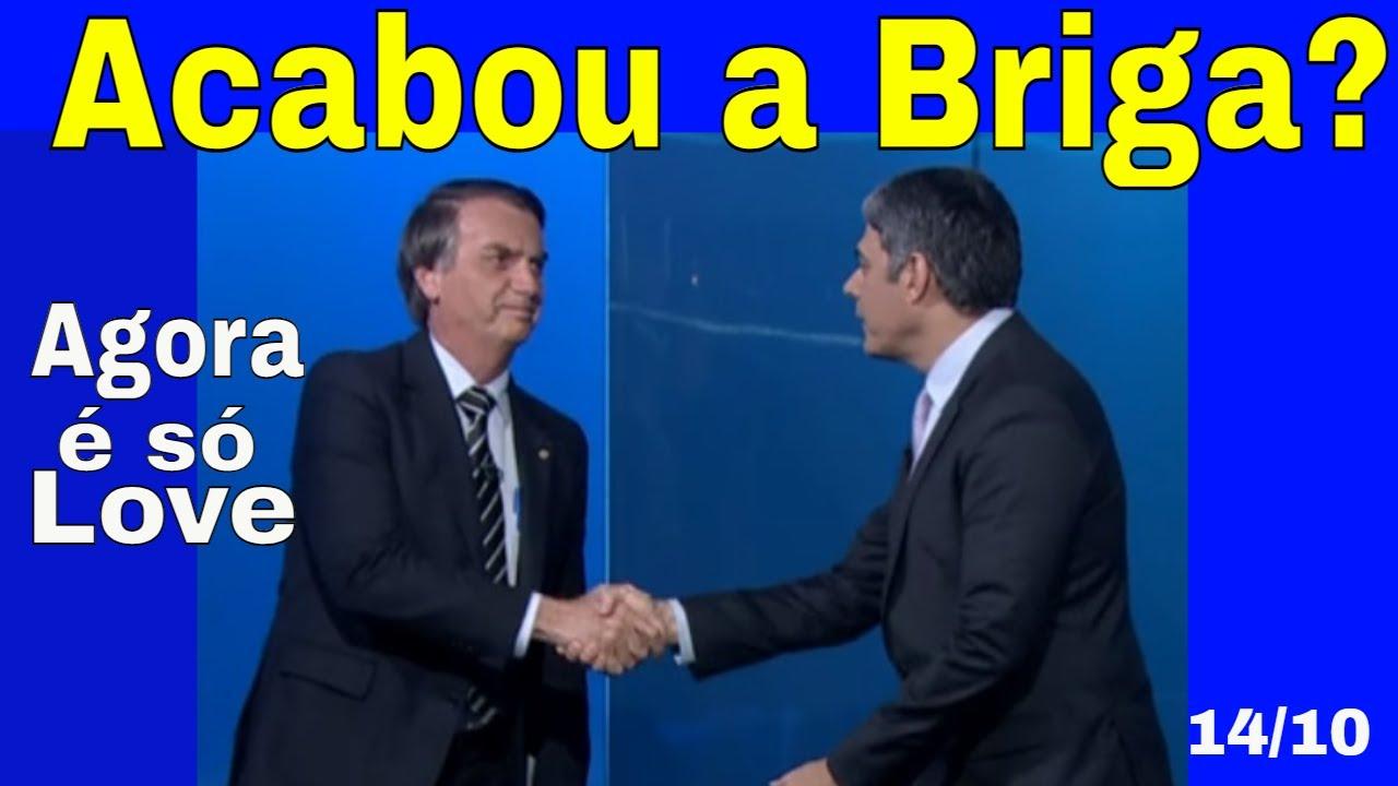 PAZ? Bolsonaro, Guedes e Petrobras! Mídia será só love! Eleição vem aí! Excursão Patriótica a Dubai!