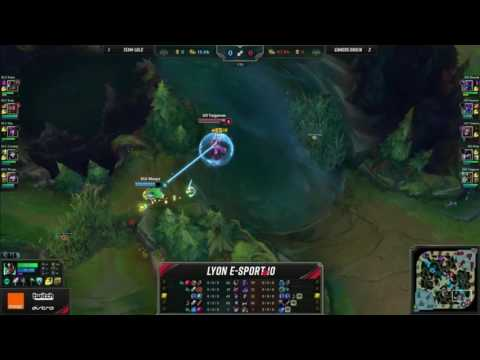 Lyon e-Sport Pro Tournament Grand Final(BO5): Gamers Originvs LDLC (3/4)