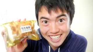 もち食感 シューロールケーキ! Chou Roll Cake! thumbnail