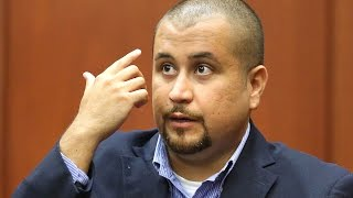George Zimmerman Punched In Face (AUDIO)