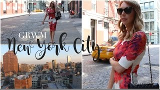 ❥GRWM | New York City
