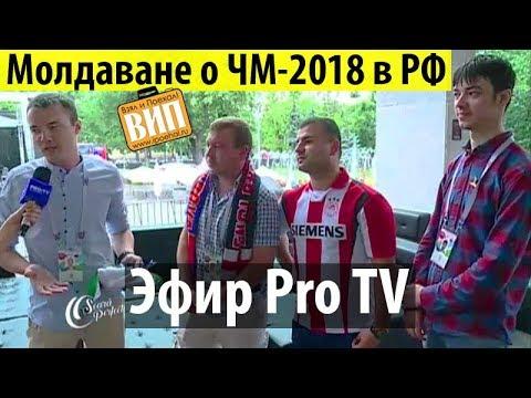 Молдавские фанаты о