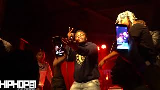 COS Ent Performance at Jim Jones Concert in Philly