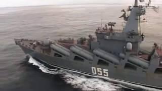 учения на авианесущем крейсере Адмирал Кузнецов.avi(собственно мне был предоставлен материал, я сделал монтаж видео, добавил звук, к сожалению просили упоямнут..., 2010-02-04T19:25:42.000Z)